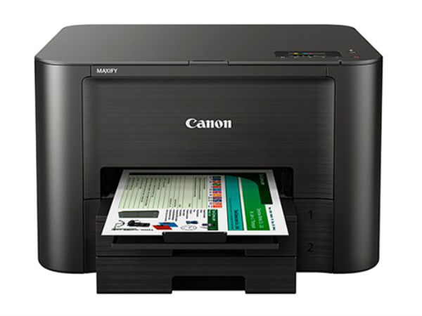 "Canon launches ""MAXIFY"" series inkjet printers for Small & Home Office"