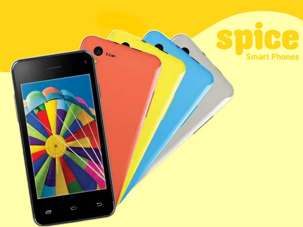 Spice Mobility Launches Budget 3G Smartphone
