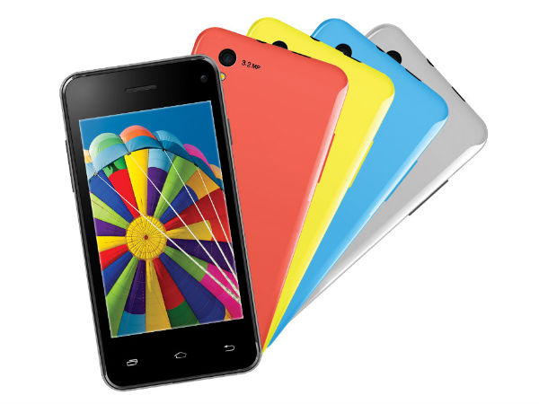 Spice Stellar 431 with 3G, Android KitKat 4.4 Launched at Rs 3,499