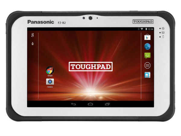 Panasonic Toughpad FZ-B2 with 2GB RAM, Intel Processor Launched