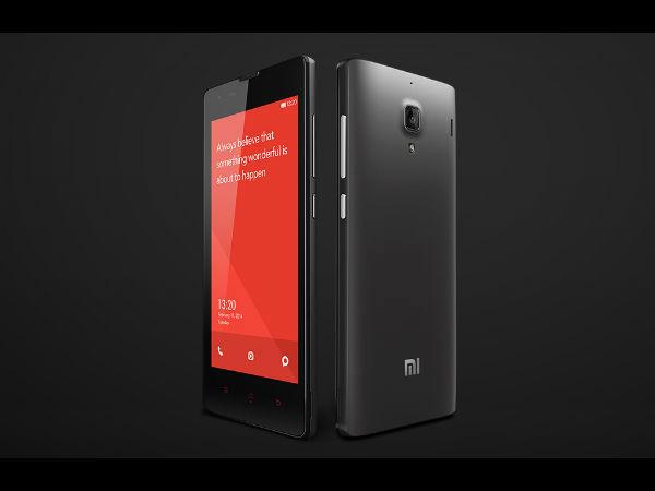 Xiaomi Redmi 1S to Get MIUI 6 Update Soon