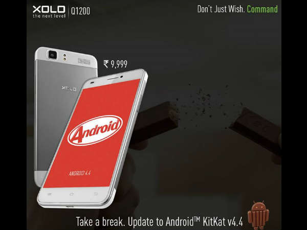 Xolo Rolls Out Android KitKat Update for Q1200 and Q700