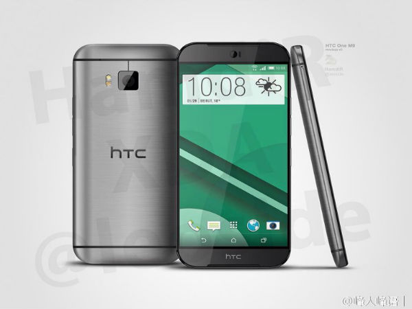 HTC One (M9) Full Spec Sheet Leaked, Boasts High-End Snapdragon 810