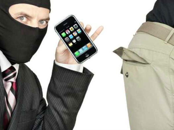 Why thieves no longer love smartphones