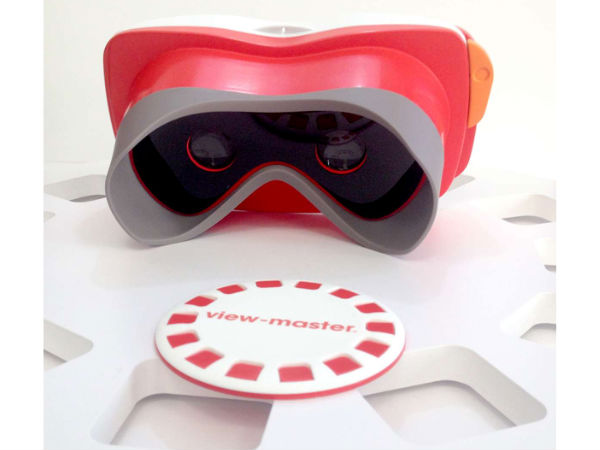 Google In Collaboration With Mattel For New VR View-Master