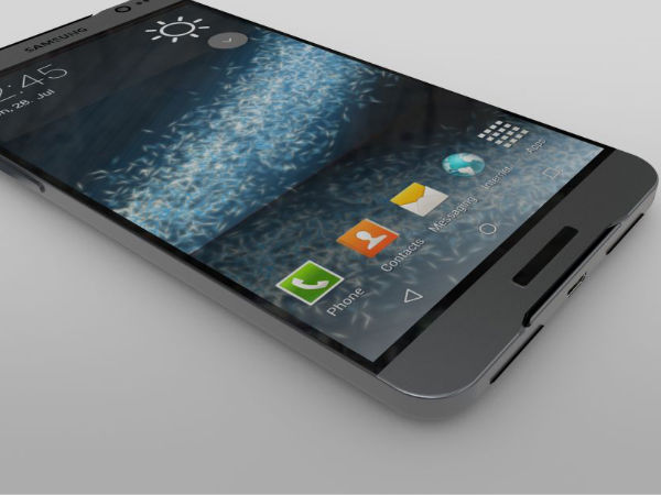 Samsung Galaxy S6 To Feature Built-in Wireless Charging