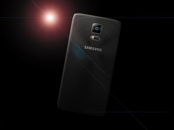 Samsung Galaxy S6 To Use Touch Based Touch Sensor