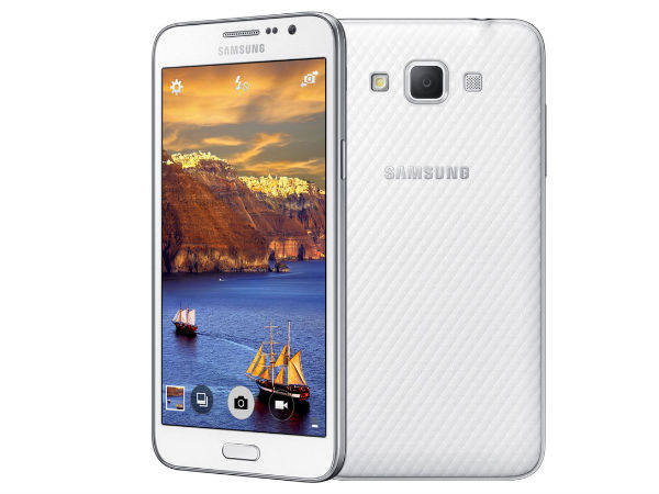 Samsung Galaxy Grand Max with 13MP Camera, Quad-Core CPU Launched