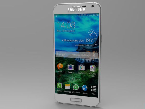 Samsung Galaxy S6 Approximate Retail Release Leaked