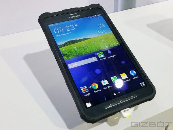 Samsung Galaxy Tab Active Launched in India