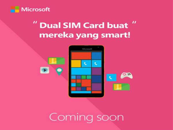 Microsoft Teases Unannounced Lumia 1330 in Indonesia