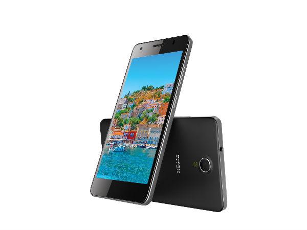 Intex Aqua Star II with 8MP Camera, 5-inch Display Announced