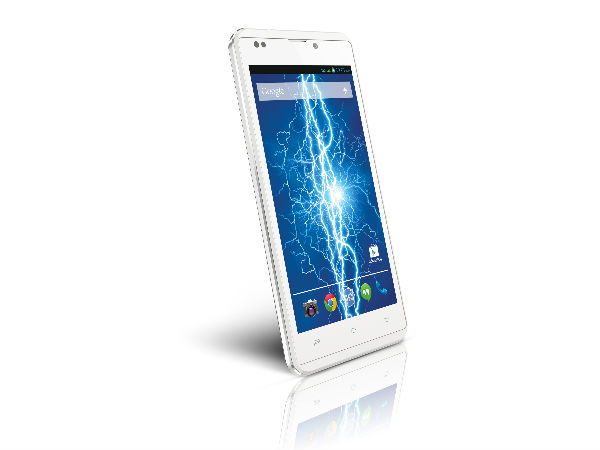 Lava Iris Fuel 20 with Mammoth 4400mAh Battery Launched for Rs 5,399