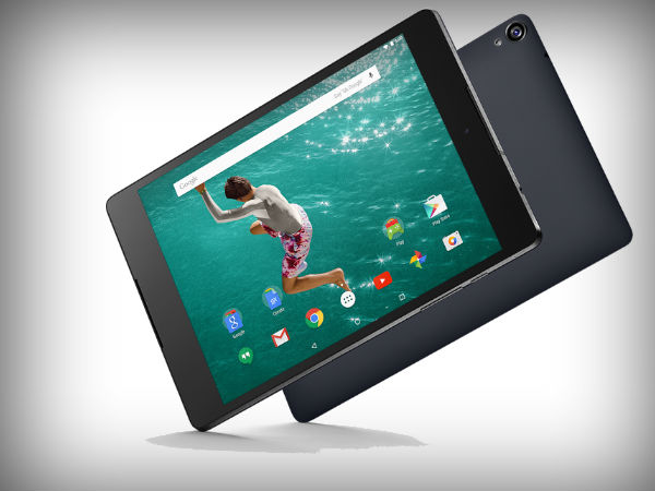 Google Nexus 9 32GB LTE: Monster Android Tablet Now Available in India