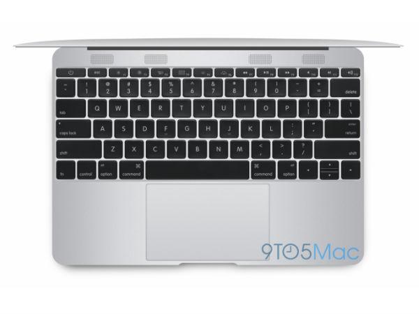 Apple 12-inch MacBook Air To Get Touch ID Fingerprint Sensor [REPORT]
