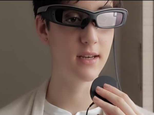 Forget Google Glass, Sony's SmartEyeglass now on sale