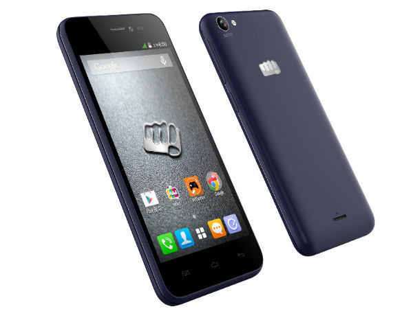 Micromax Canvas Pep Q371 with 3G, Android KitKat is Launched