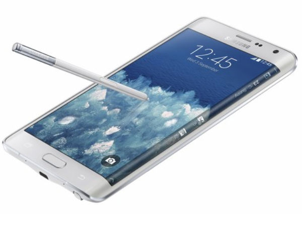 Samsung Galaxy Note Edge To Get Android Lollipop 5.0 Update Soon