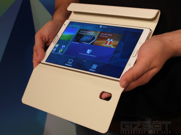 Samsung Galaxy Tab S2: Full Spec Sheet Allegedly Leaked Online