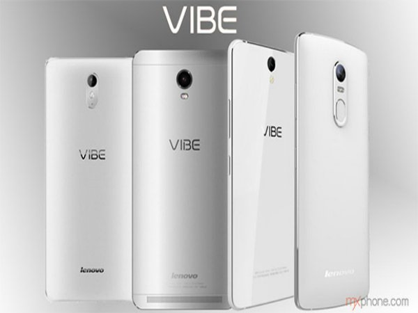 Lenovo Vibe Max, X3, S1, P1 and P1 Pro Specs and Photos Leak