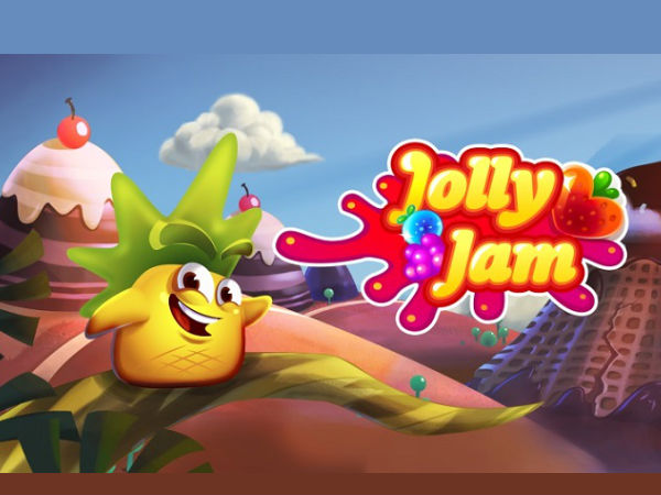 Rovio Launches Jolly Jam on Android and iOS