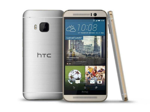Purported Images and Specifications of HTC One (M9) Leak Online