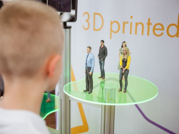 3D-Printed Selfie Pancakes in the Offing?