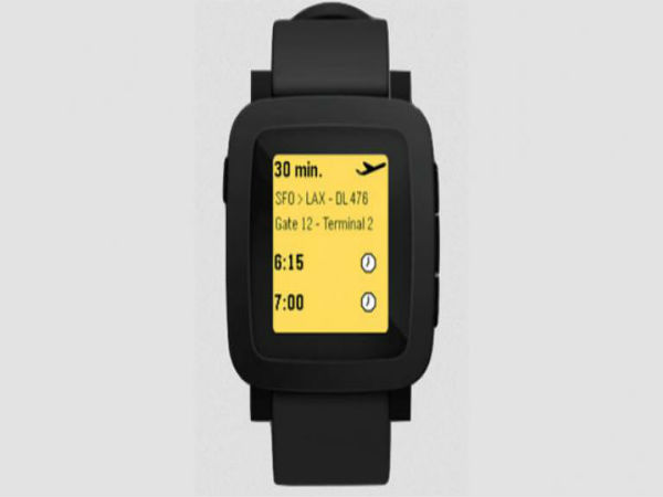Next-Gen Pebble Smartwatch With Colour E-ink Display Leaks Online