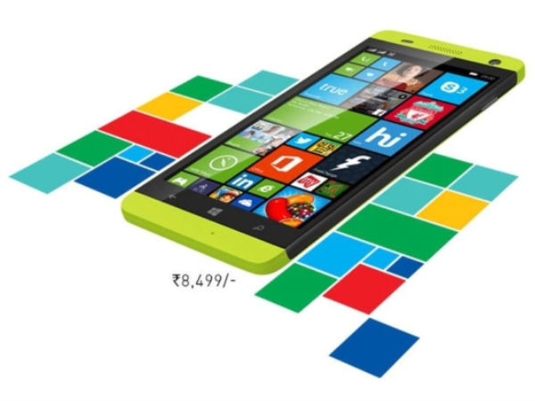 Xolo Win Q1000 with 5-inch Display, Windows 8.1 Unveiled