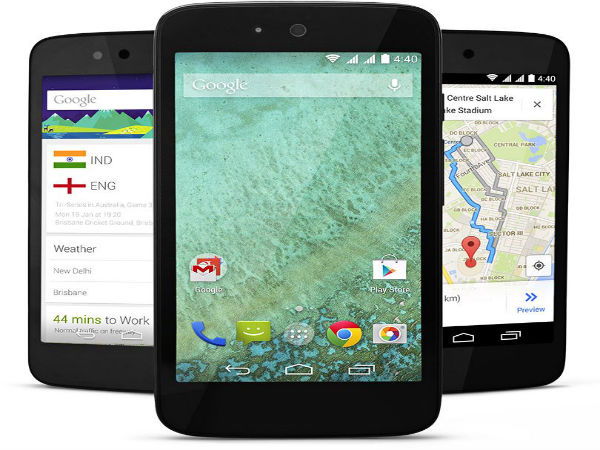 Google Starts To roll Out Android Lollipop for Android One Users