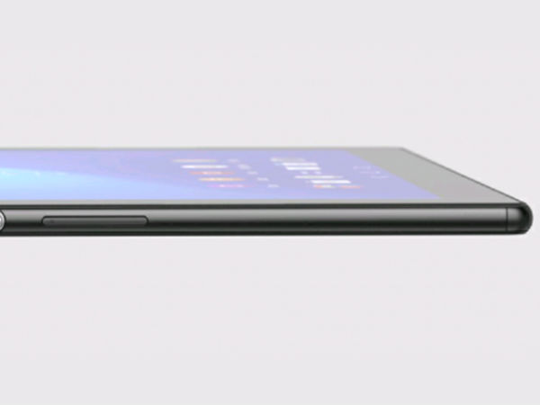 Sony Xperia Z4 Tablet With 2K Display Allegedly Leaked Ahead