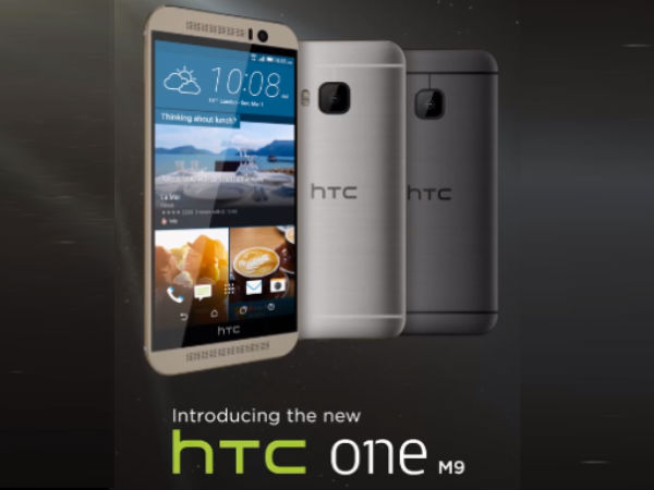 New HTC One M9 Revealed in Leaked Promo Videos