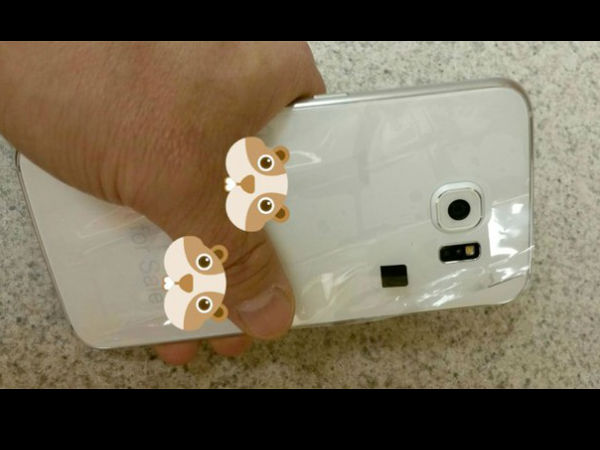 Samsung Galaxy S6 Photos Leak Online Ahead of Launch Event