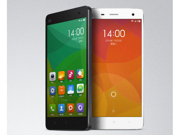 Xiaomi Mi4 16GB Variant to Go on Open Sale From Today