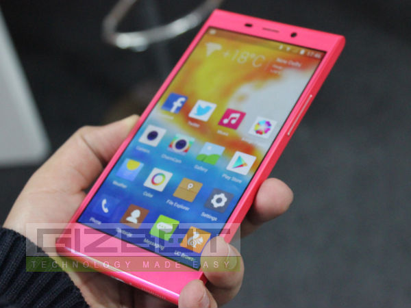 Gionee Elife E7 to Get Android KitKat Update in March