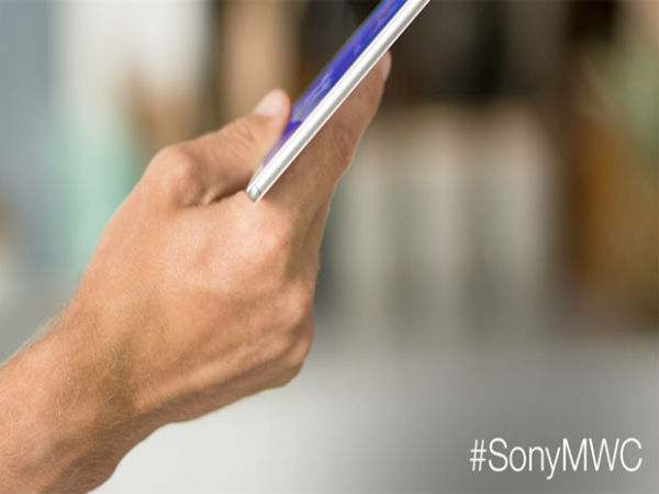 Sony Teases Xperia Z4 Tablet Ahead of MWC 2015