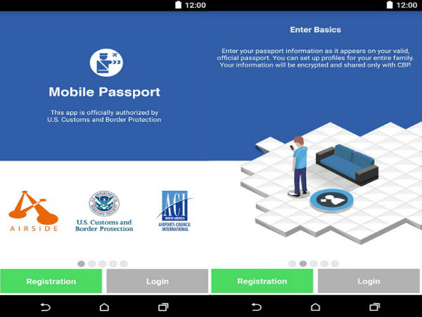 US Airport launches new Mobile Passport App