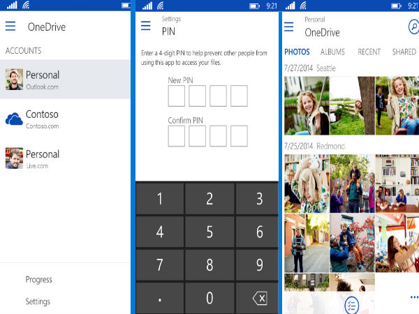 OneDrive Got Multiple Updates for Windows Phone