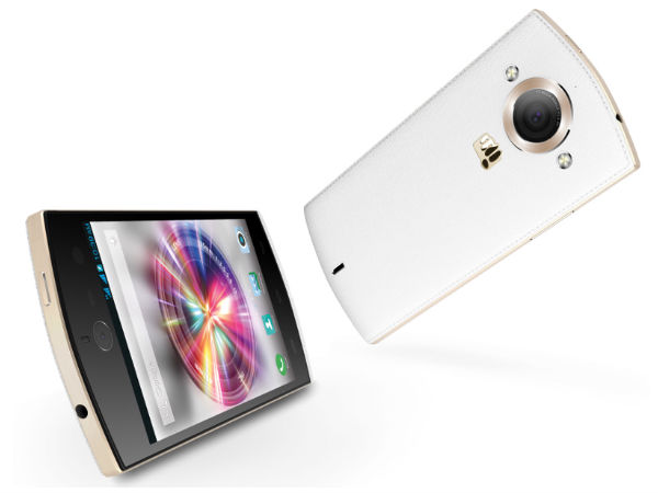 Micromax Canvas Selfie A255 with 13MP Front Camera with Flash Launched