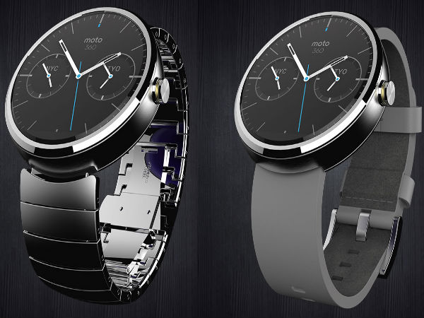 Motorola's Moto 360 Smartwatch to Get Moto Maker Customization