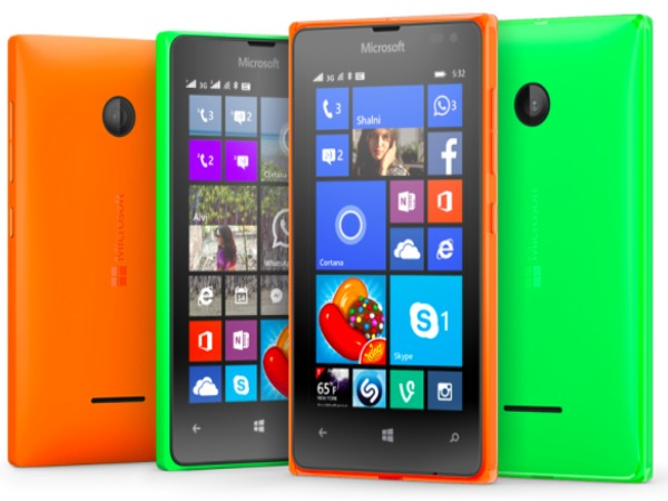 Microsoft Launches two New Smartphone in Rajasthan Market