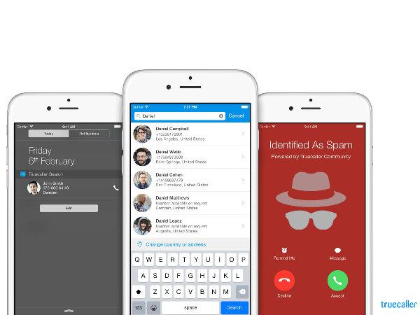 Truecaller Rolls Out New Update For iPhone App, Adds New Widget