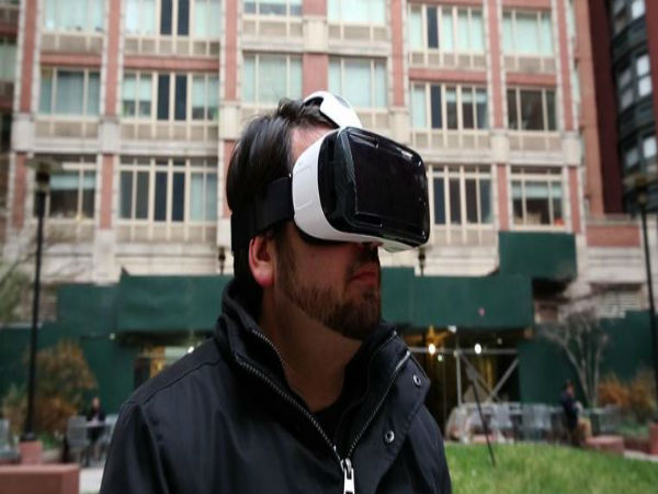 More virtual reality devices: