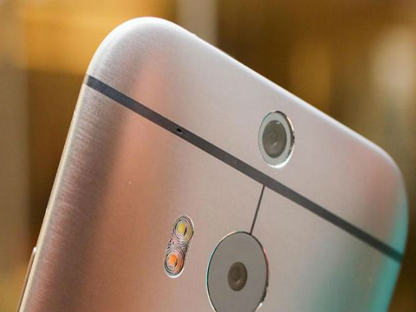 The HTC One M9:
