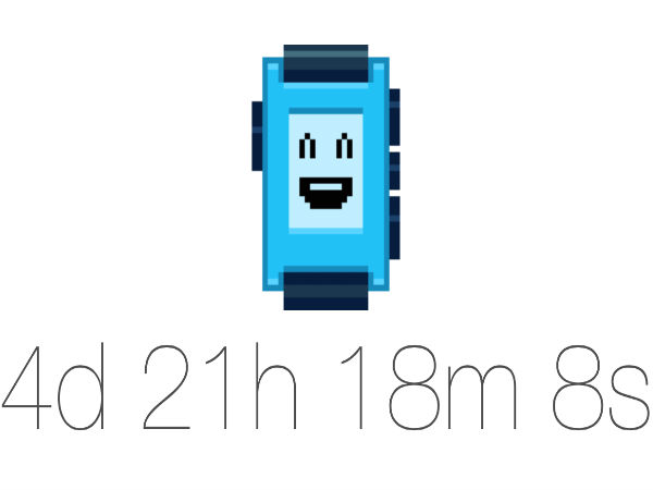 Pebble Time Long Lasting Battery: