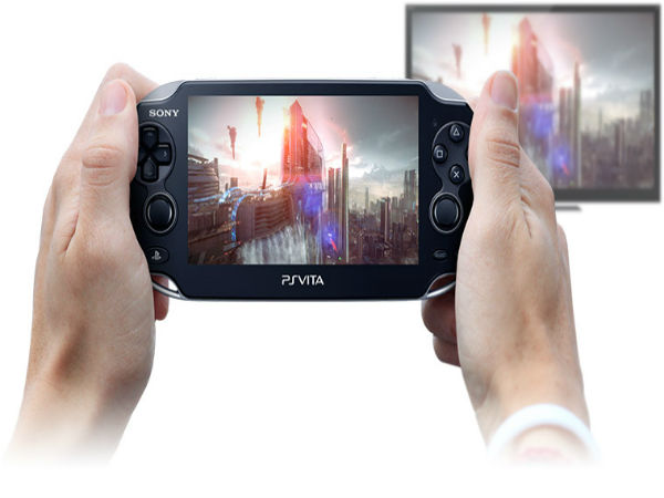 Use PS4 Remote Play with PS Vita