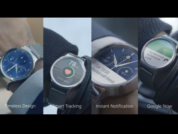 Huawei Starts MWC 2015 Early, Release Smartwatch Promo Videos On Youtu