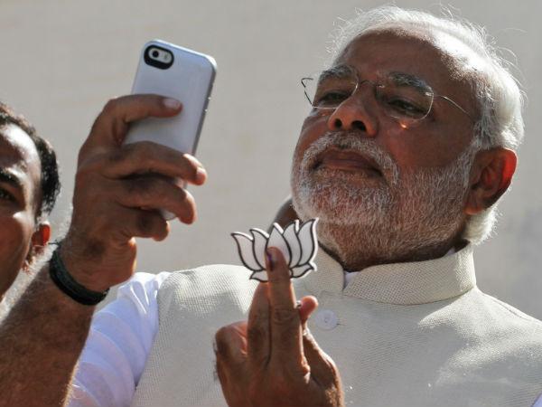 Modi seeks ideas for PMO Mobile App