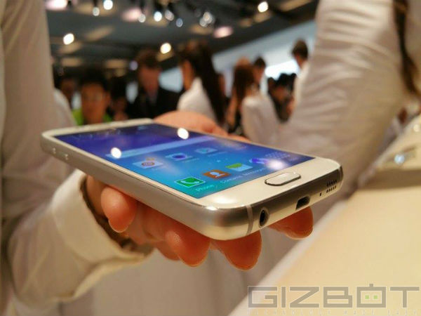 Samsung Galaxy S6 Announced With Monolithic Design