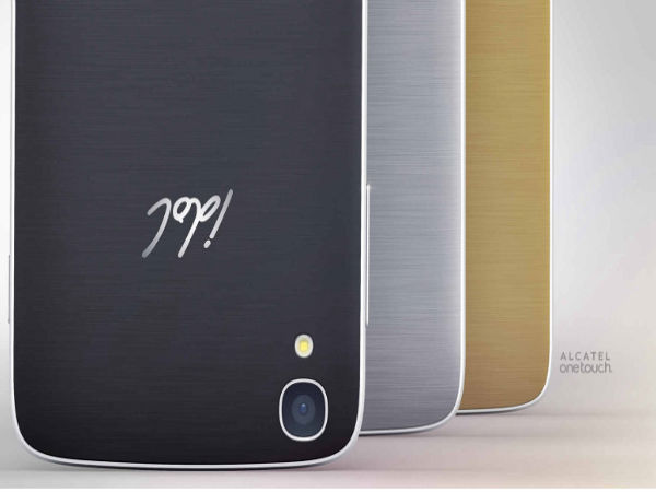 MWC 2015: Alcatel OneTouch IDOL 3 Smartphone Launched In Two Variants